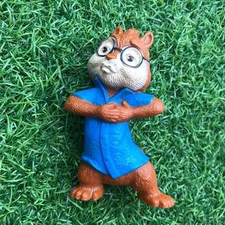 Alvin Chipmunk McDonald's Toy