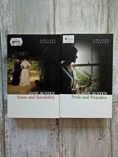 Buku Jane Austen