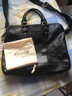 Men's Fossil Bag for Laptop and Work (Original) Tas Kerja/Tas Laptop