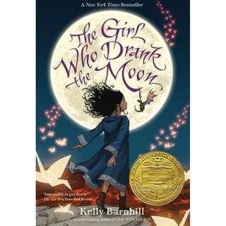 The Girl Who Drank the Moon (Kelly Barnhill)