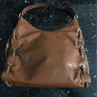 Michael Kors- Leather Shoulder Bag