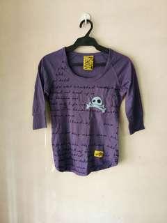 Bum 3/4 Shirt