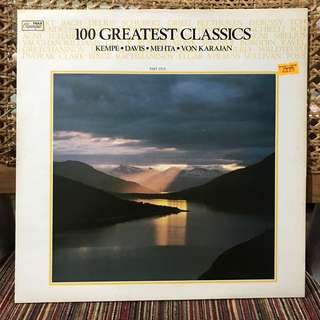 Record Vynil - 100 Greatest Classics Part Five and Part Eight
