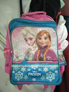 Brand New disney frozen trolley bag