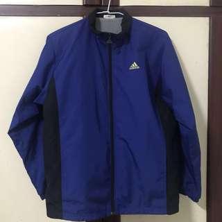 古著 復古 vintage Adidas 藍色運動外套