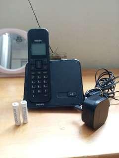 Philips 家居電話無綫電話
