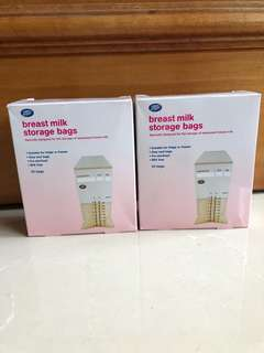 🚚 Boots Breastmilk Storage Bag