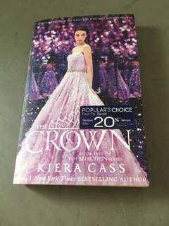 The Crown from The Selection Series