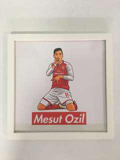 🚚 Arsenal Mesut Ozil Celebration