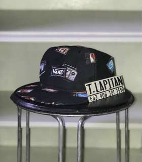 Vans Cap (BNDS, Negotiable)