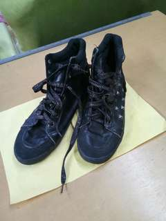 H&M Studded Highcut Shoes