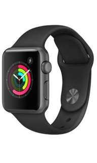 New! Sealed! Apple Watch Series 1 42mm (latest Gen2) Space Grey