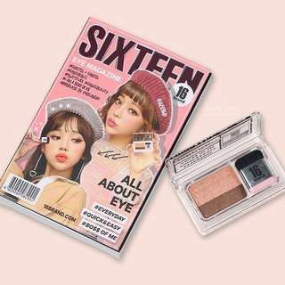 🚚 💕(PO)Sixteen All About Eye💕