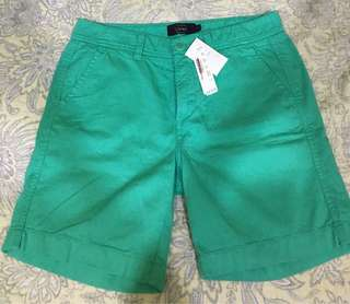 J.crew shorts with tag