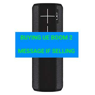 Buying UE BOOM 2