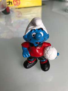 World Cup Soccer Smurf