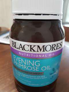 Evening primrose oil for sale.
