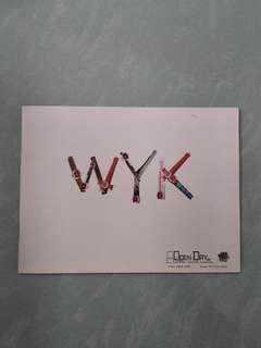 【WYK】Open day 2004