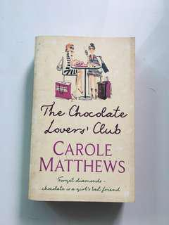 Carole Matthews - The Chocolate Lovers' Club