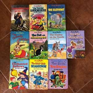 Enid Blyton - assorted titles