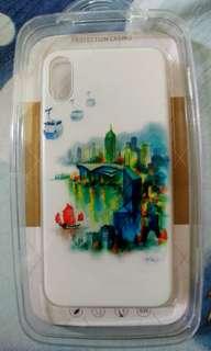 🆕 iPhoneX Case (Hong Kong Skyline)
