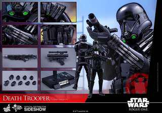 Hot Toys Star Wars Death Troopers (Deathtroopers Rogue One