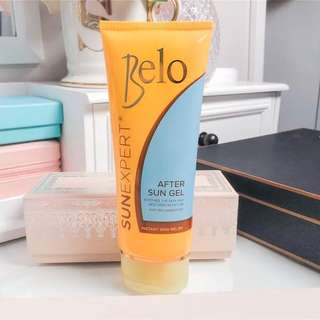 💛 Belo sun expert after sun gel instant skin relief • sun screen sunblock • sale