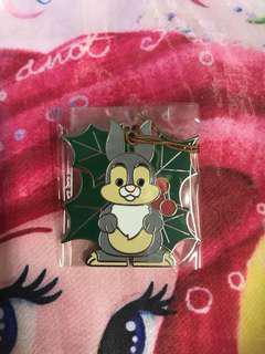 迪士尼樂園徽章襟章Disney Pin Disneyland (包平郵) Thumper LR