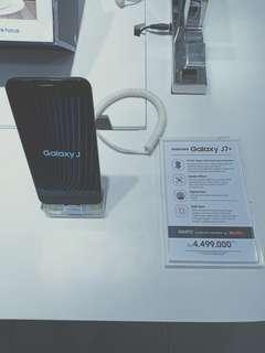 Samsung J7+ cicilan tanpa kartu kredit proses cepat dengan Home Credit