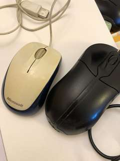 Microsoft + Dell Mouse