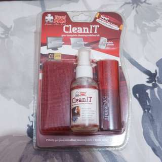 LCD Complete Cleaning Solution Kit