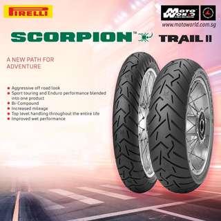 Pirelli Scorpion Trail 2