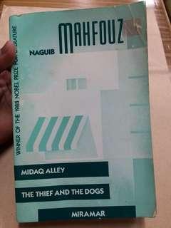 Naguib mafouz