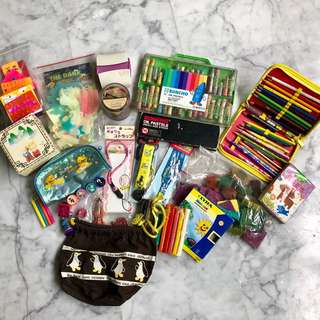 ALL for $5! BN and Preloved Craft Supplies