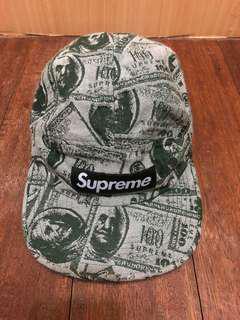 🚚 SUPREME 美金帽 含運