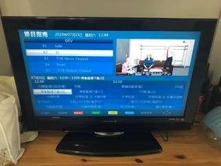 Kelvinator 32 吋 LCD IDTV 可直接睇高清台