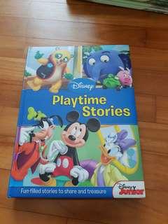 Disney playtime stories