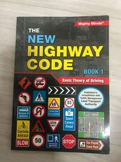 BTT Basic Theory Test The New Highway Code Edition 10th