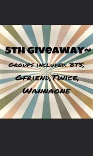 【REPOST】Giveaway @firon
