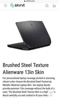 Alienware 13 Skinit Decal