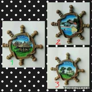 Boracay Ref Magnet 60 each