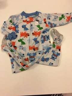 Pyjama Printed carters baby boy