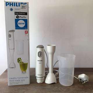 Philips Hand Blender 550W (HR1600)