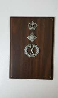 97前皇家香港警察警務處長金屬連連木架