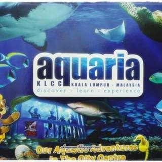 Aquaria Admission ticket for Adult