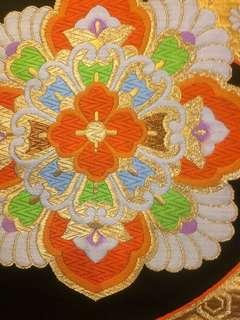 日本京都綿繡袋帶