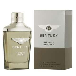 Bentley Infinite Intense EDP 100ml for men