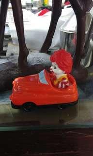 Mc Donald toy/Ronald Mc Donald