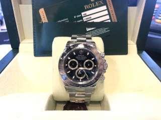 Rolex 116520 Daytona