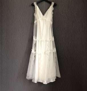 Dior Silk dress 晚宴禮服裙